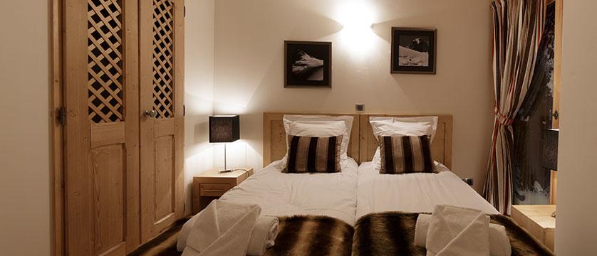La Napoleon - twin room